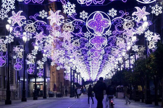 Afbeeldingsresultaat voor christmas in seville