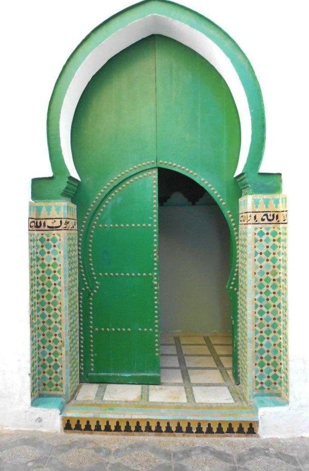 morocco doors