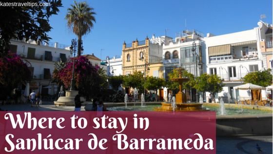 neighborhoods of sanlucar de barrameda