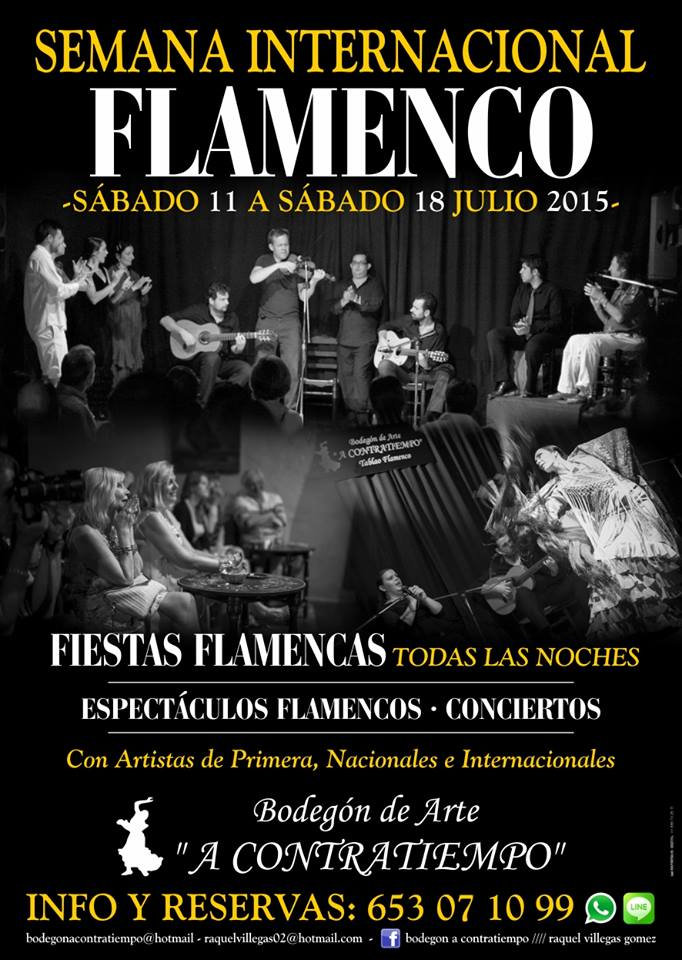 flamenco performances sanlucar de barrameda