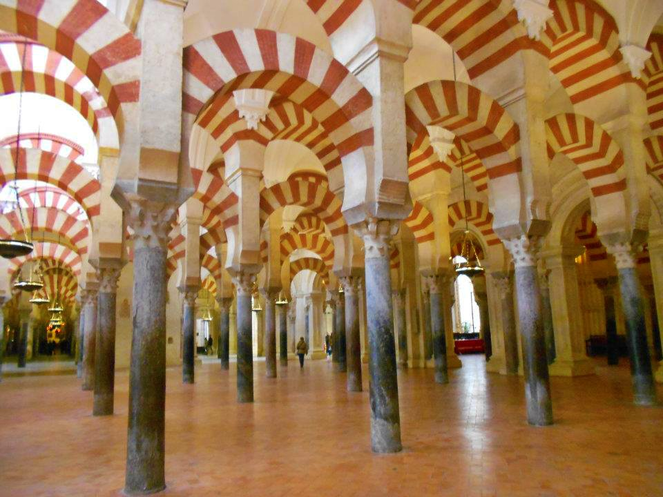 Cordoba Golden Triangle of Andalusia