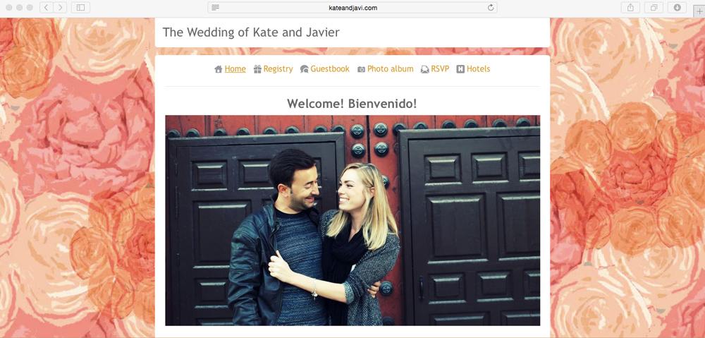 zankyou planning wedding abroad
