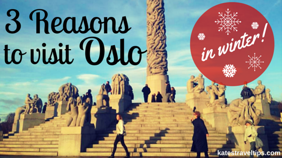 3 reasons to visit oslo in winter