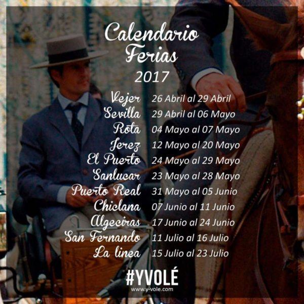 feria schedule seville
