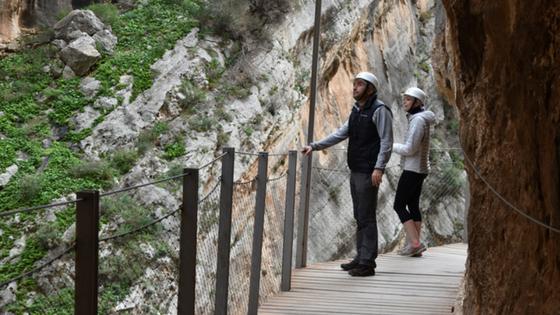 Weekend getaway to Málaga: El Caminito del Rey