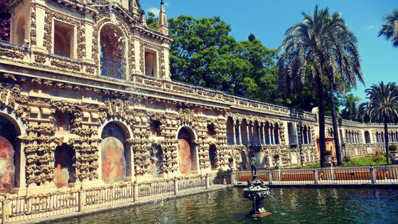 Weekend getaway to Seville