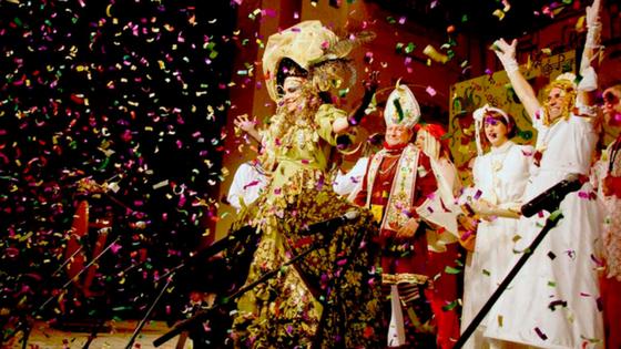 Attending Carnaval in Sanlúcar de Barrameda