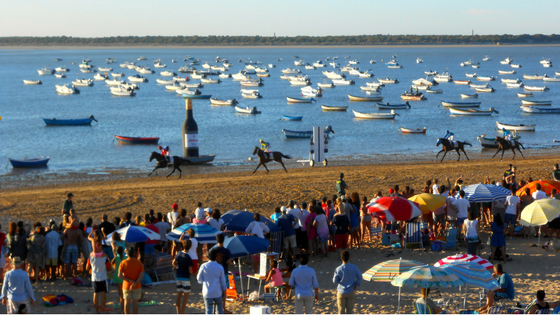Everything you need to know about the horse races in Sanlúcar de Barrameda