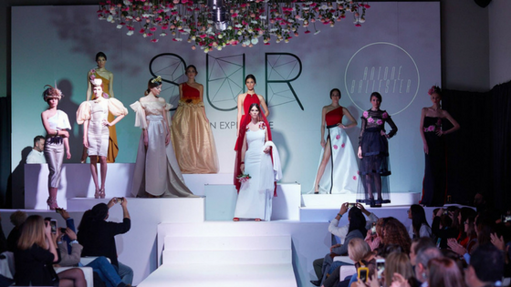 Spanish style in the spotlight at Sur Fashion Experience