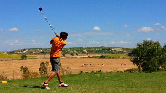 Everything you need to know about playing golf in Sanlúcar de Barrameda