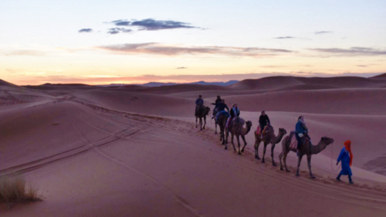 How to travel from Spain to Morocco by ferry
