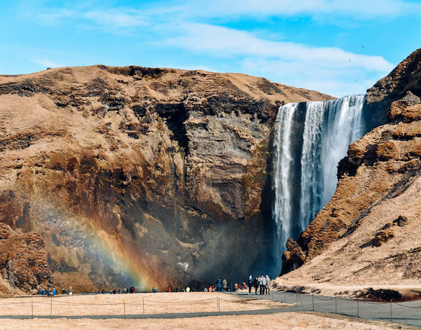 plan your trip to iceland march spring
