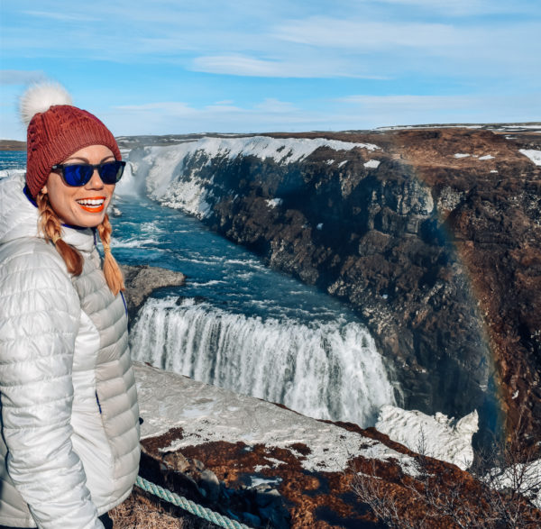 road trip itinerary iceland golden circle