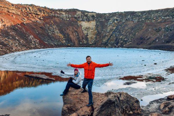 7 to 8 day road trip itinerary in iceland