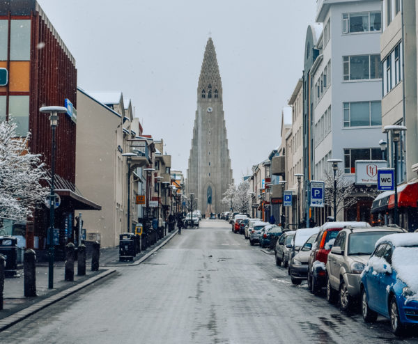 7 - 8 road trip itinerary for Iceland