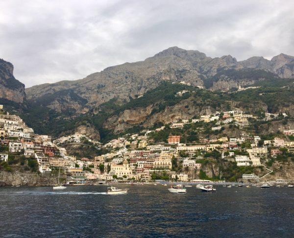 amalfi by ferry